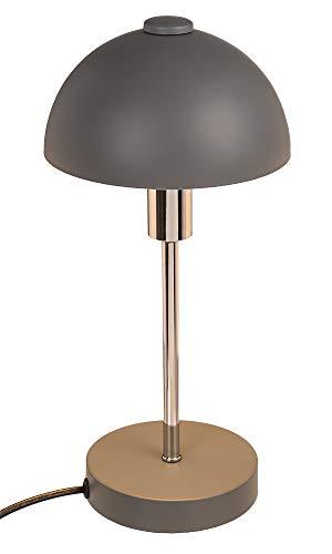 ootb 57/3046 Tischleuchte, Metall, 32 cm, grau