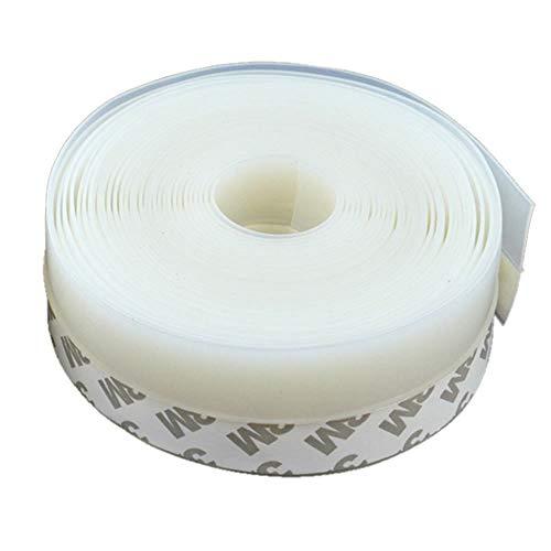 隙間テープ 半透明 6m ドア 窓 すきま 防止 暑さ 寒さ 騒音 臭い 対策 防音 風防止 ホコリ 花粉 防止
