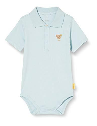 Steiff Unisex Baby Polokragen Body, Angel Falls, 56