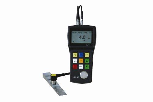 UM-1D Digital Through Coating Ultrasonic Thickness Gauge w/ E-E Mode Echo-Echo