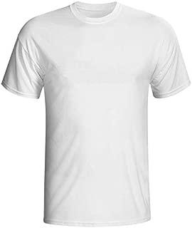 Peace Design Bonsai Art Tshirt Men jollypeach White Casual t Shirt Homme Comfortable Skin Friendly Plus Size t-Shirt : White, Men XXL