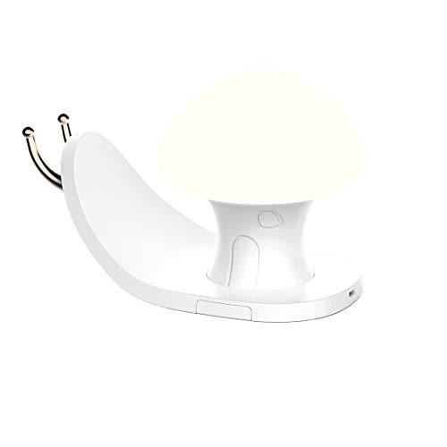HELELE bureaulamp LED kantoor tafellamp 7 kleuren dimbaar USB voor tafellamp oogbescherming (2 stuks)