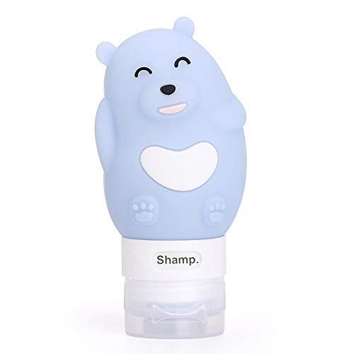 Flacon pompe videCosmétique de voyage sous-bouteille lotion shampooing produit de soin de la peau échantillon échantillon échantillon bouteille vide bouteille distributeur de savon ensemble-