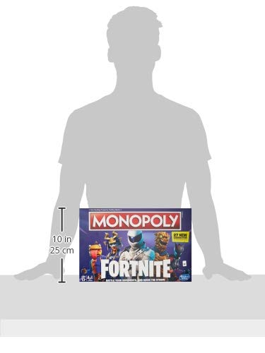 Monopoly: Fortnite - 5
