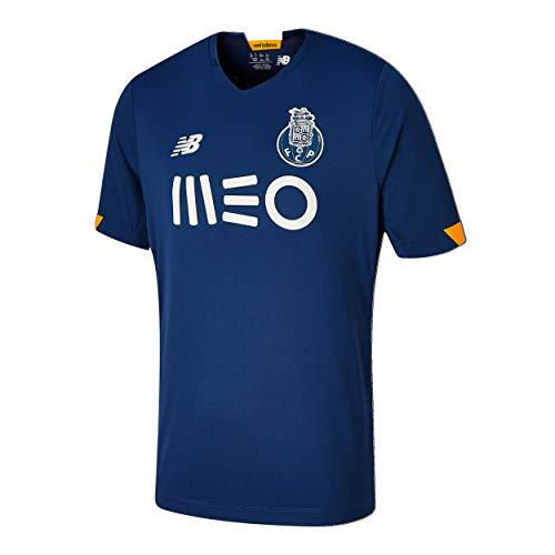 New Balance Herren FC Porto 2020/21 Auswärtstrikot Ss Trikot S Auswärts
