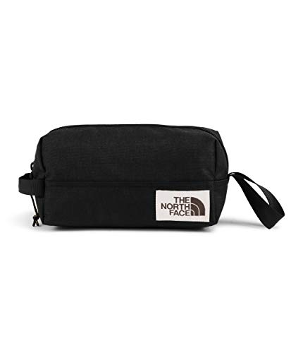 The North Face Toiletry Kit, TNF Black Heather, OS New Hampshire