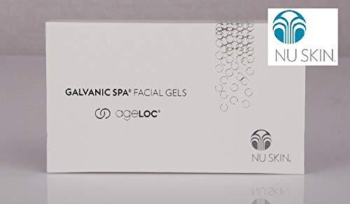 Gel facial Nuskin Nu Skin Galvanic Spa con Ageloc