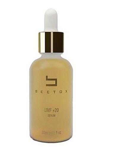 Beetox Manuka Honey and Bee Venom Serum 30ml Bottle New