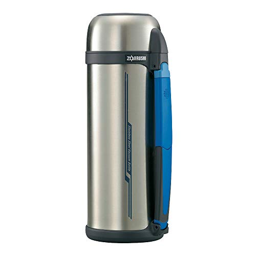 Zojirushi Tuff Sports Stainless Steel Travel Mug, 68-Ounce