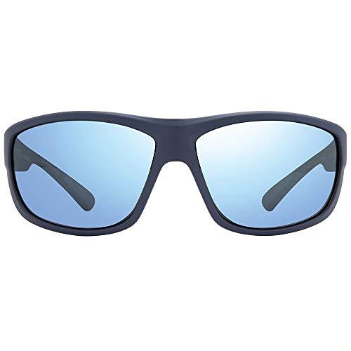 Revo Polarized Sunglasses Caper x Bear Grylls Wraparound Frame
