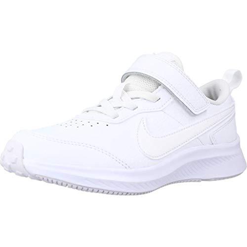 Nike Zapatillas Varsity para Niños Blanco 35 EU