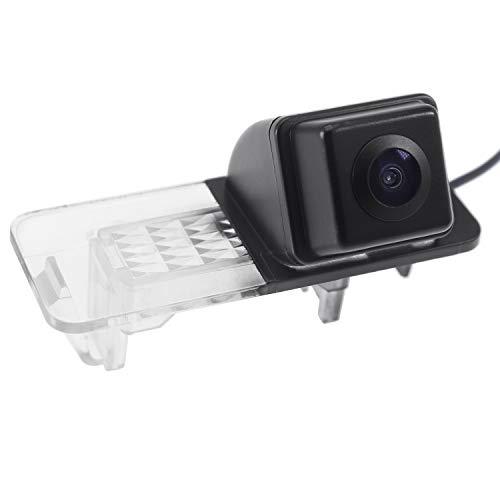 ZWNAV Backup Camera for Mercedes-Benz Smart 2012-2013 - High Definition - Night Vision - Waterproof - Car Rear View Parking Camera - Best 170° Wide Angel Reverse - Dynamic Parking Lines
