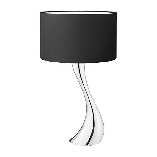 Georg Jensen Cobra - Lámpara de Mesa, Negro, Klein - H 56cm