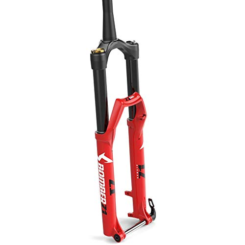 Marzocchi Bomber Z1 Coil Fourche Rouge 180 mm