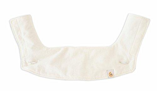 Ergobaby Original 360 Carrier Teething Pad & Bib- Natural