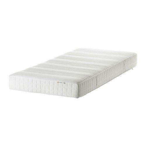 Ikea MATRAND Memoryschaummatratze in weiß; fest; (90x200cm)