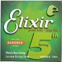 15433 Elixir/エリクサー【エレキベースバラ弦】