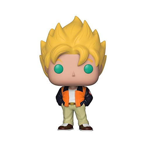 Funko Pop Dragon Ball Z: Goku Casual Nc Games Padrão