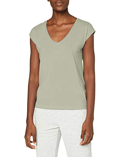 PIECES Damen PCKAMALA Tee NOOS BC T-Shirt, Desert Sage, S