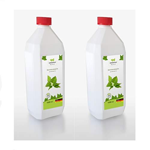 Brennesseljauche 2 Liter Brennesselsud Biodünger Naturdünger Dünger Natürlicher Spezial-Flüssigdünger