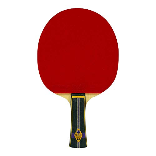 Butterfly Zhang Jike T5000 Pro-Line Table Tennis Racket - Excellent for Fast Attacking Play Close to The Table - Recommended for World Class Play - Pro-Line Series