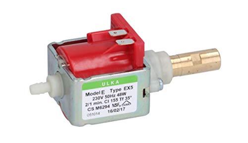 ITALPARTS Bomba de agua original EX5 de Ulka, 48 W, 230 V, 50 Hz.