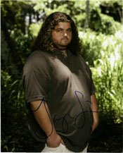 Signed Garcia, Jorge (Lost) 8x10 Photo autographed
