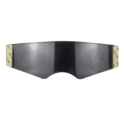 Motorhelm lens universele anti-fog film helm lens sticker, motorfiets accessoires helm folie veiligheid
