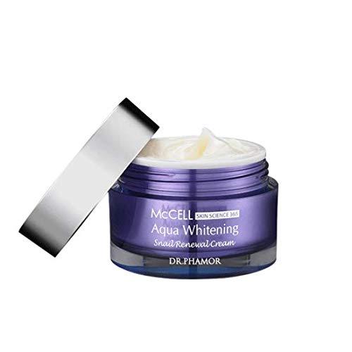 [DR.PHAMOR] Aqua Whitening Snail Cream 50ml