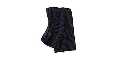BMW nieuwe originele lifestyle 100% wollen sjaal in donkerblauw 80162454625