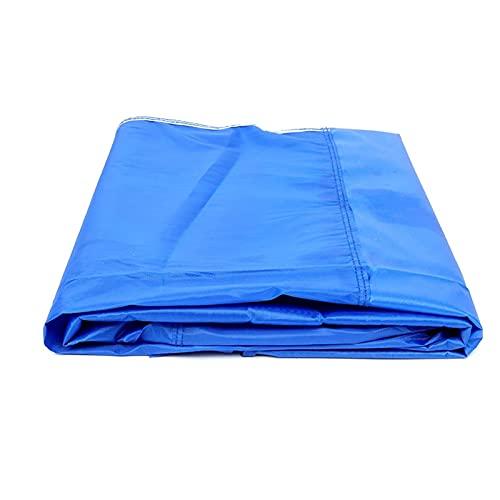 Baijin Recambio Sombrilla Carpa De Protección Solar A Prueba De Lluvia Al Aire Libre Paño Oxford Paño Carpa Panel Doblado Fácil De Instalar Paño Tienda De Picnic Aventura De Verano Al Aire Libre Azul