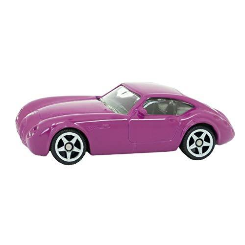 SIKU 0879, Wiesmann GT MF4, Metall/Kunststoff, Spielzeugauto für Kinder, farblich sortiert