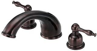 Danze D302555RB Sheridan Two Handle Roman Tub Faucet, Oil Rubbed Bronze
