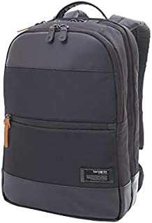 Samsonite 66307 Avant Slim Soft Side Laptop Backpack, Black, 42 Centimeters