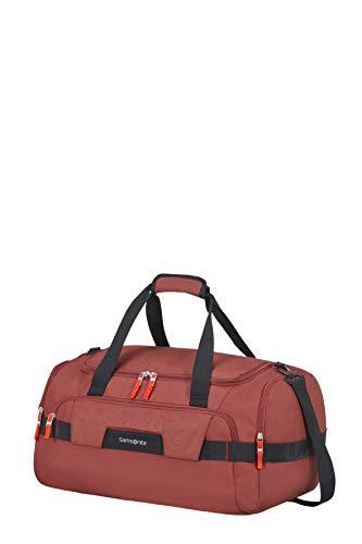 Samsonite Sonora - Bolsa de Viaje S, 55 cm, 59.5 L, Rojo (Barn Red)