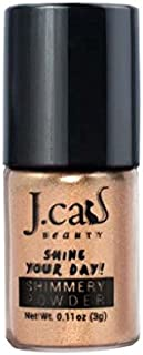 J. CAT BEAUTY Shimmery Powder - Earth Mango