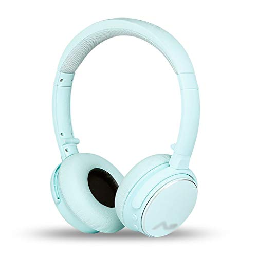 SKK Auriculares Gamer Auriculares Inalámbricos Bluetooth Over-Oree CVC 6.0...