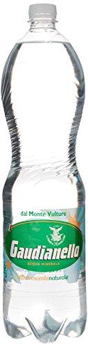 Gaudianello - Acqua Minerale, Effervescente Naturale - 1500 ml