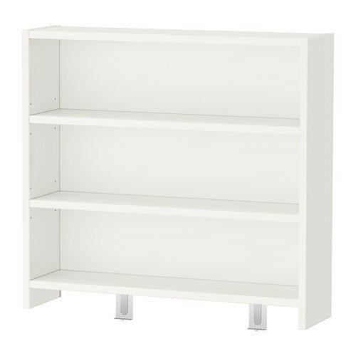 Ikea PAHL Schreibtisch Aufsatz in weiß/grün; (64x60cm)