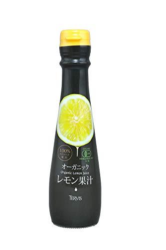 テルヴィス『オーガニックレモン果汁』