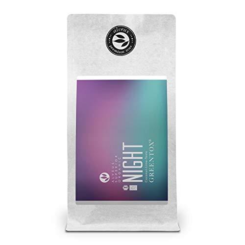 \Night\ Infusion de Ortiga con Te Verde Organico sabor Coco y Lima, Bolsa A Granel 100 Gramos - alveus premium Teas