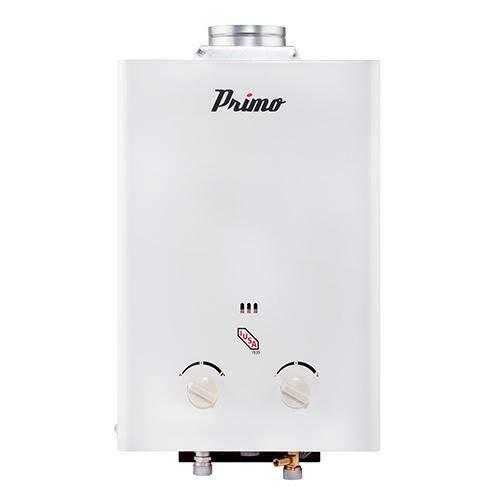 Calentador Instantáneo Primo 6 Litros -Gas L.P.