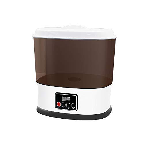 SSZZ Máquina de desintoxicación de Frutas y Verduras: purificador de Alimentos para desinfección de oxígeno, Lavado Completamente automático, Adecuado para Frutas y Verduras, etc.