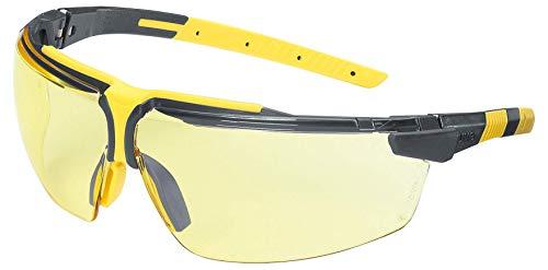 Uvex I-3 Transparente Schutzbrille - Kratzfest, Beschlagfrei & Extrem Robust