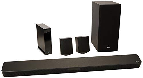 LG Sound Bar SL5R Barra de Sonido,