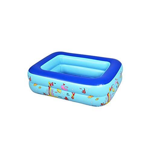 Piscina Inflable Infantil. Piscina De Agua para Niños, Material Plástico Ideal para Bebés Y Niños Y Niñas Pequeños. Tamaño(110x85x30CM)