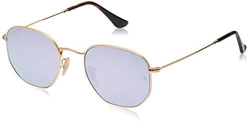 Ray-Ban RB 3548n Gafas de sol, Gold, 51 para Hombre