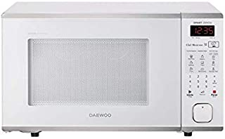 Daewoo KOR-1N4HWDT Horno Microondas, 1.1 Pies Cúbicos, Blan