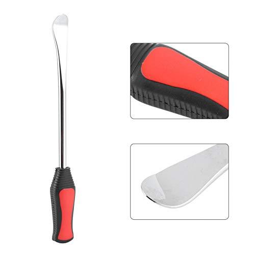 Cambie la barra de palanca de neumáticos de cuchara resistente con protectores de llanta para repuestos para accesorios de automóvil