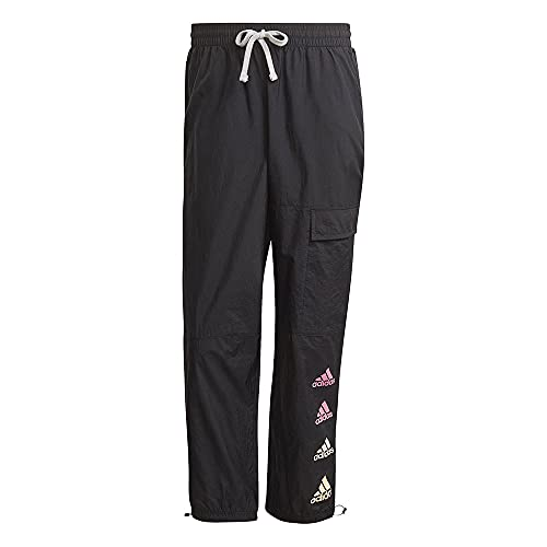 adidas GK9590 M FAVS Q2 PT Sport Trousers Mens Black S